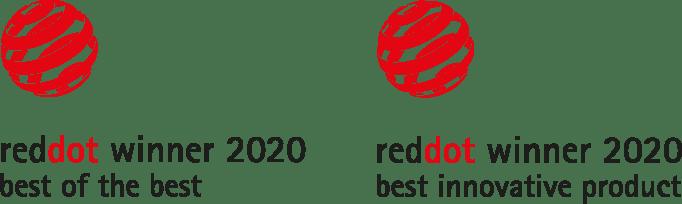 Red Dot Winner 2020 - Best of the best